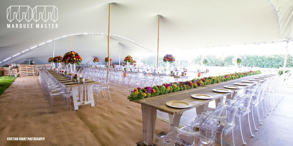 Tweet & Marquee hire Bristol | Stretch Tent Hire | Capri marquee hire ...