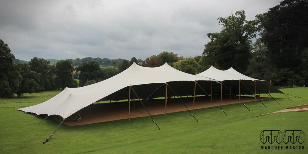 Tweet & Marquee hire Bristol | Stretch Tent Hire | Capri marquee hire ...